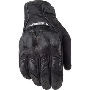 Joe Rocket Phoenix 4.0 Black Gloves - 1056-1002