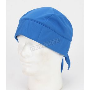 TechNiche Blue Hyperkewl Evaporative Cooling Skull Cap - 6536RB