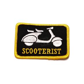 Scooter Works Scooterist Patch - PASCTRST1