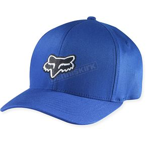 Fox Blue Legacy Flexfit Hat - 58225-002-L/XL