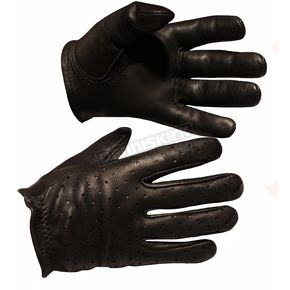 Churchill Maverick Classic Short Wrist Gloves - CSA-BLK-L