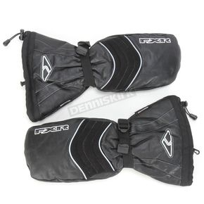FXR Racing Leather Mitts - 8212