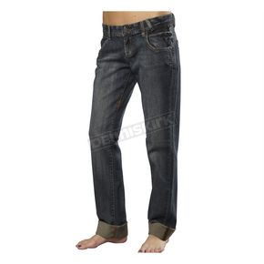 Fox Womens Dirty Deeds Jeans - 50666-407-3