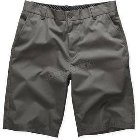 Fox Boys Essex Gunmetal Shorts - 42303-038-22