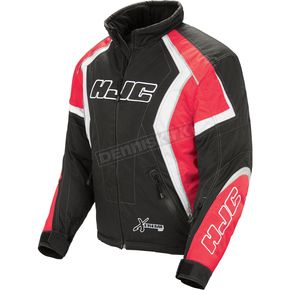 HJC Black/Red Extreme Jacket - 1010-014