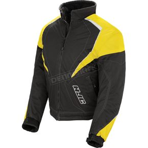 HJC Black/Yellow Storm Jacket - STORM