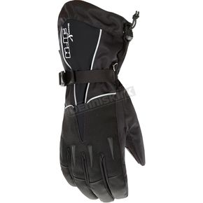 HJC Black Extreme Gloves - 1015-052