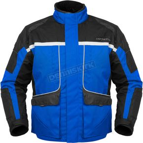Cortech Womens Blue/Black Cascade Jacket - 8700-0202-76
