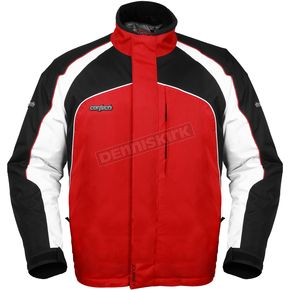 Cortech Red/Black Journey 2.0 Jacket - 8700-0101-04