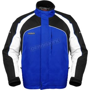 Cortech Youth Blue/Black Journey 2.0 Jacket - 8700-0102-56