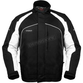 Cortech Youth Black Journey 2.0 Jacket - 8700-0105-56