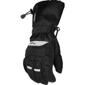 Cortech Black Journey Gloves - 8403-0305-03