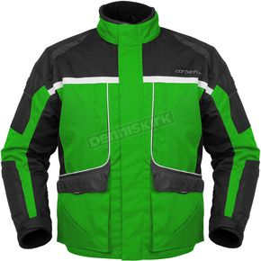 Cortech Green/Black Cascade Jacket - 8700-0204-05