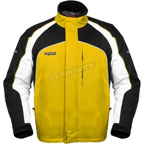 Cortech Youth Yellow/Black Journey 2.0 Jacket - 8700-0103-56