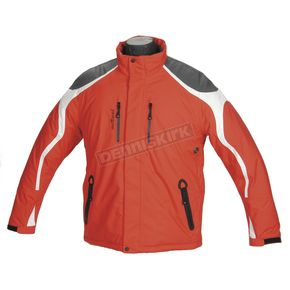 Mossi Red SX-4 Jacket - MOS-113R-L