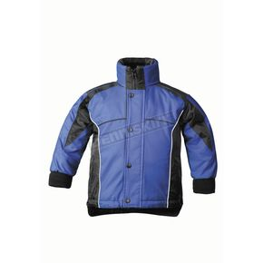 Mossi Youth Blue Snow Blast Jacket - MOS-307B-10