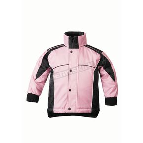 Mossi Youth Pink Snow Blast Jacket - MOS-307P-10
