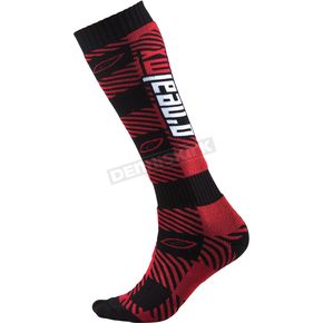 O'Neal Plaid Pro Print MX Socks - 0356