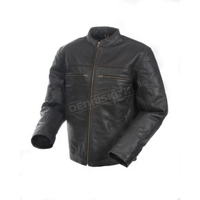 Mossi Static X Leather Jacket - 20-152-38