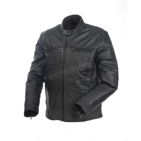Mossi Leather Cruiser Jacket - BCS-2789-50