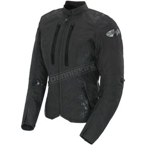 Joe Rocket Womens Black Atomic 4.0 Jacket - 1061-5002