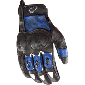 Joe Rocket Blue/Black Supermoto 2.0 Gloves  - 1056-5206