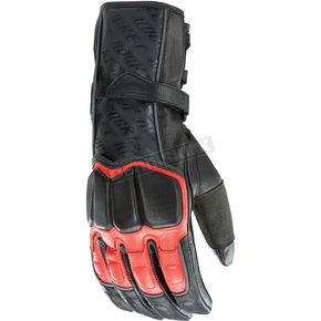 Joe Rocket Red/Black Highside 2.0 Gloves - 1056-8104