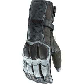 Joe Rocket Gunmetal/Black Highside 2.0 Gloves - 1056-8604