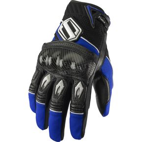 Shift Blue Fury Gloves - 70162