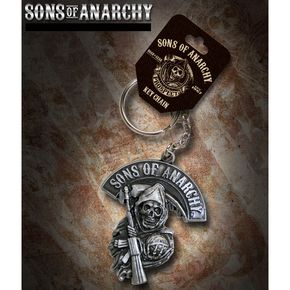 Sons of Anarchy SOA Keychain - 28-950-29