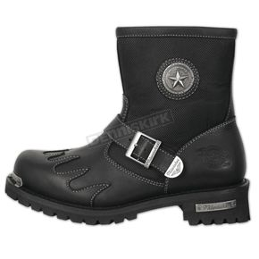 Milwaukee Motorcycle Clothing Co. Burnout Boots - MB44220