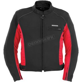 Fieldsheer Black/Red Corsair 2.0 Sport Jacket - 6011-1201-06