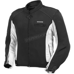 Fieldsheer Black/Silver Corsair 2.0 Sport Jacket - 6011-1202-05