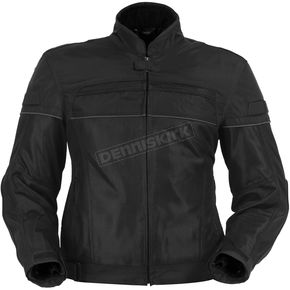 Fieldsheer Black Prodigy Jacket - 6013-0205-04