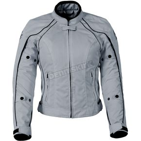Fieldsheer Womens Silver Roma 2.0 Jacket - 6081-0507-76