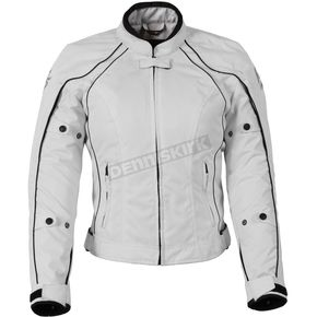 Fieldsheer Womens White Roma 2.0 Jacket - 6081-0509-77
