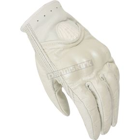 Fieldsheer Womens White Vanity Gloves - 6219-0509-06