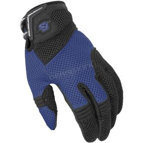 Fieldsheer Blue/Black TI Air Mesh 2.0 Gloves - 6294-1202-06