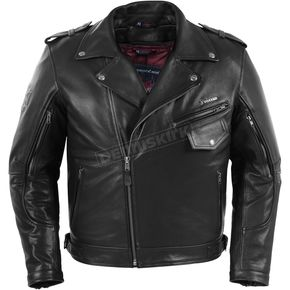 Pokerun Outlaw 2.0 Leather Jacket - 6685-0705-06