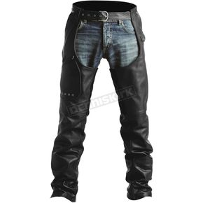 Pokerun Outlaw 2.0 Leather Chaps - 6686-0305-06