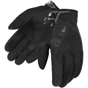 Pokerun Mesh Short Gloves - 6819-0205-06