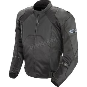 Joe Rocket Radar Dark Leather Jacket - 1052-1848