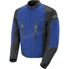 Joe Rocket Black/Blue Alter Ego 3.0 Jacket - 1051-6205