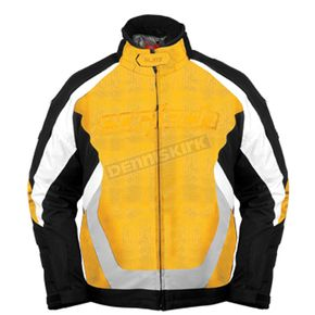 Cortech Yellow/Black Blitz Snowcross Jacket - 8900-0103-06