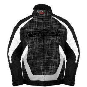 Cortech Black Blitz Snowcross Jacket - 8900-0105-06