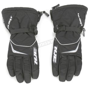 HJC Black Storm Gloves - 1224-061