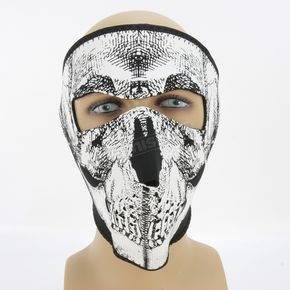 Zan Headgear Skull Oversize Full Face Mask - WNFMO002