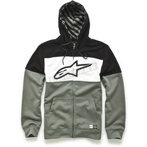Alpinestars Black Champ Hoody - 10325300110L