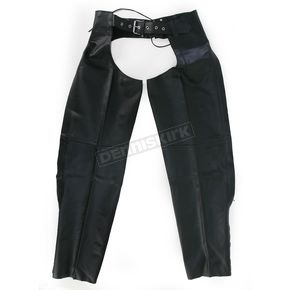 Mossi Unisex Leather Chaps - 20100XL