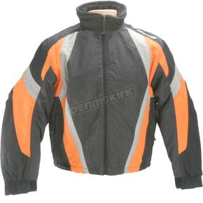 HJC Black/Orange Storm Jacket - 1304-074